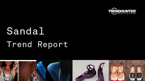 Sandal Trend Report and Sandal Market Research