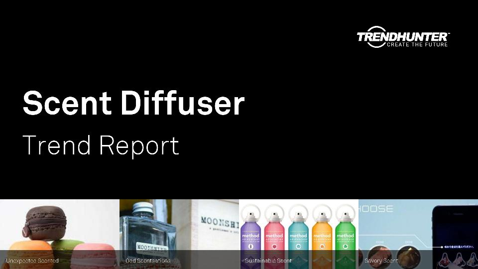 Scent Diffuser Trend Report Research