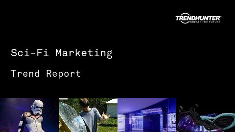 Sci-Fi Marketing Trend Report and Sci-Fi Marketing Market Research