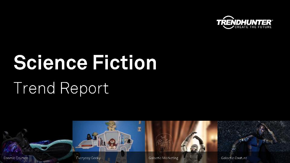 Science Fiction Trend Report Research