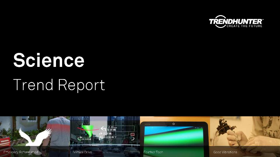 Science Trend Report Research