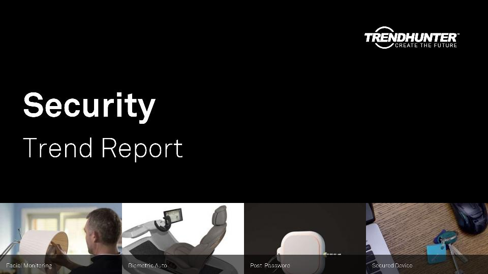 Security Trend Report Research