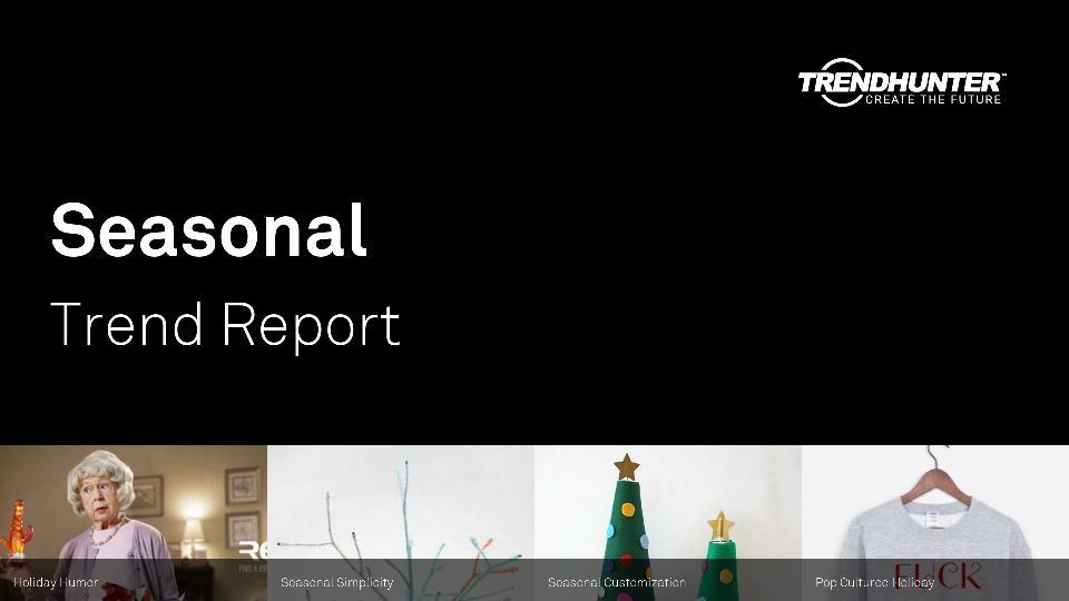 Seasonal Trend Report Research