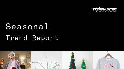 Seasonal Trend Report and Seasonal Market Research