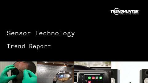 Sensor Technology Trend Report and Sensor Technology Market Research