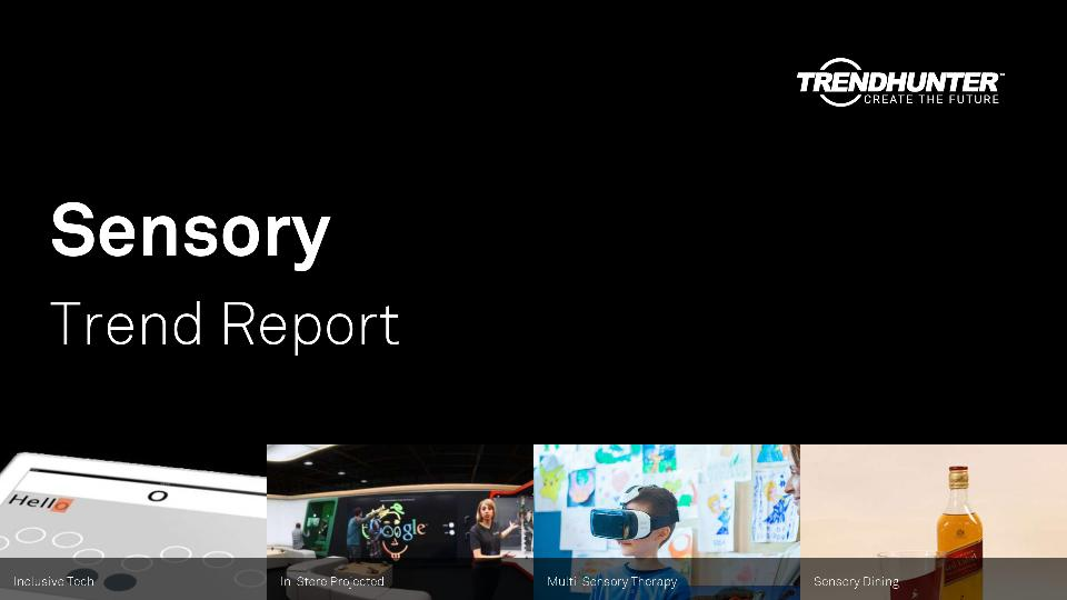 Sensory Trend Report Research