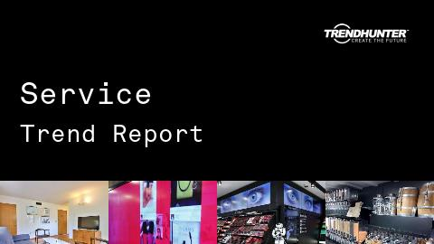 Service Trend Report and Service Market Research