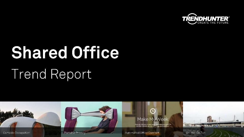 Shared Office Trend Report Research
