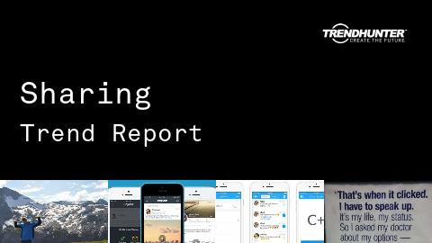 Sharing Trend Report and Sharing Market Research