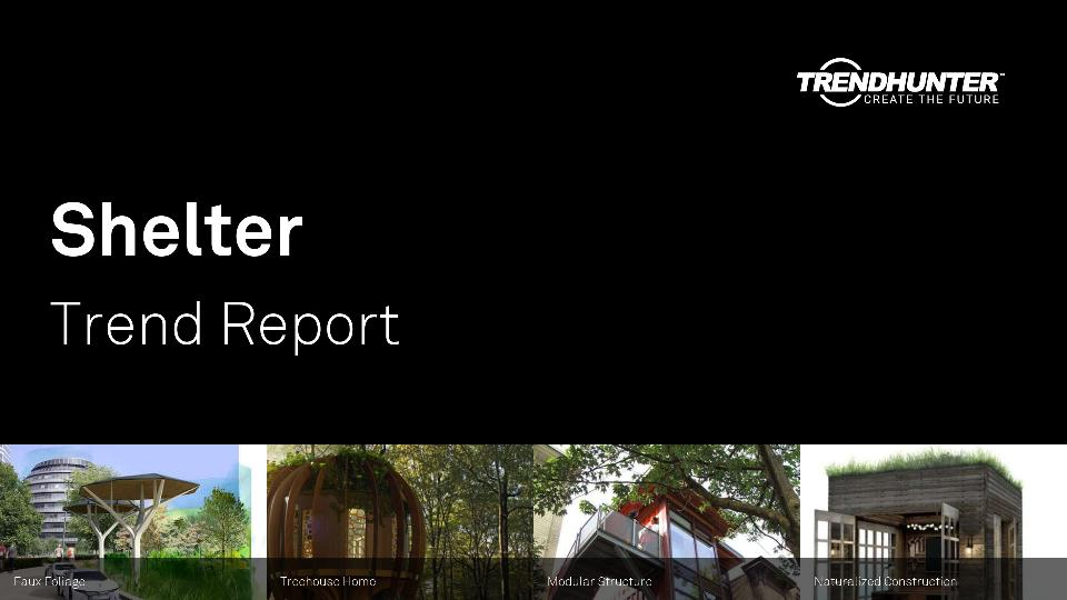 Shelter Trend Report Research
