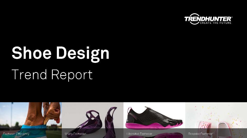 Shoe Design Trend Report Research