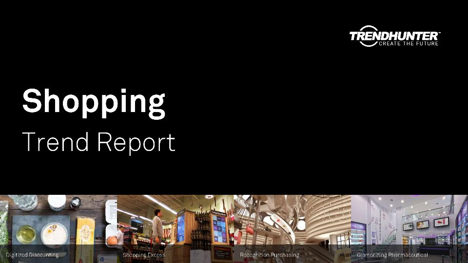 Shopping Trend Report Research