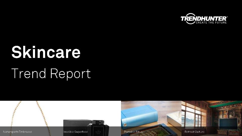 Skincare Trend Report Research