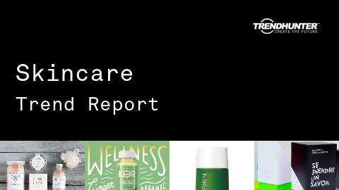 Skincare Trend Report and Skincare Market Research