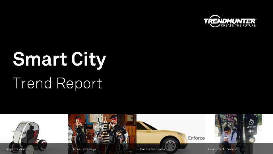Smart City Trend Report Research