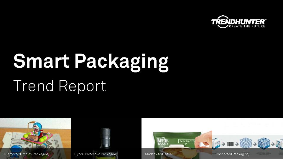 Smart Packaging Trend Report Research