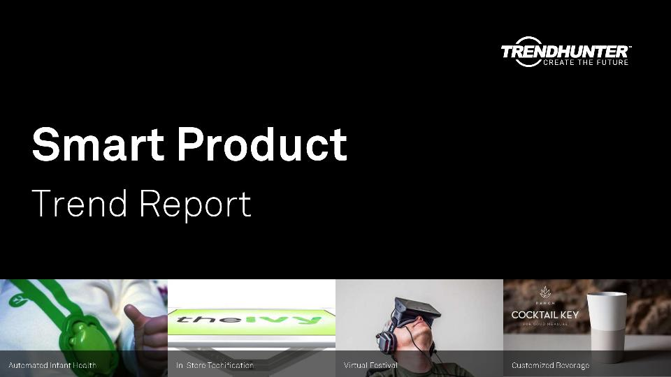Smart Product Trend Report Research