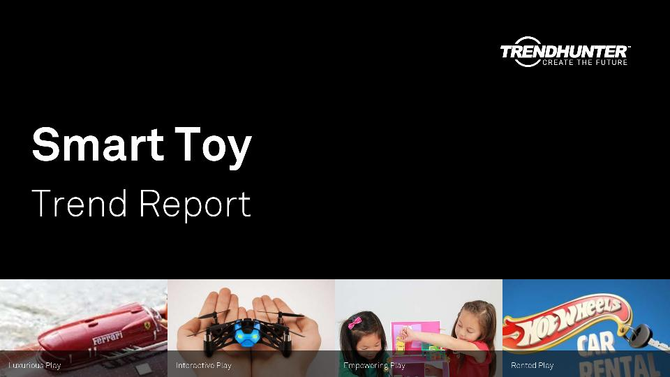 Smart Toy Trend Report Research