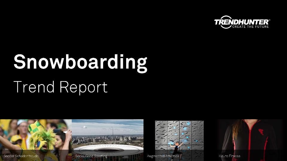 Snowboarding Trend Report Research