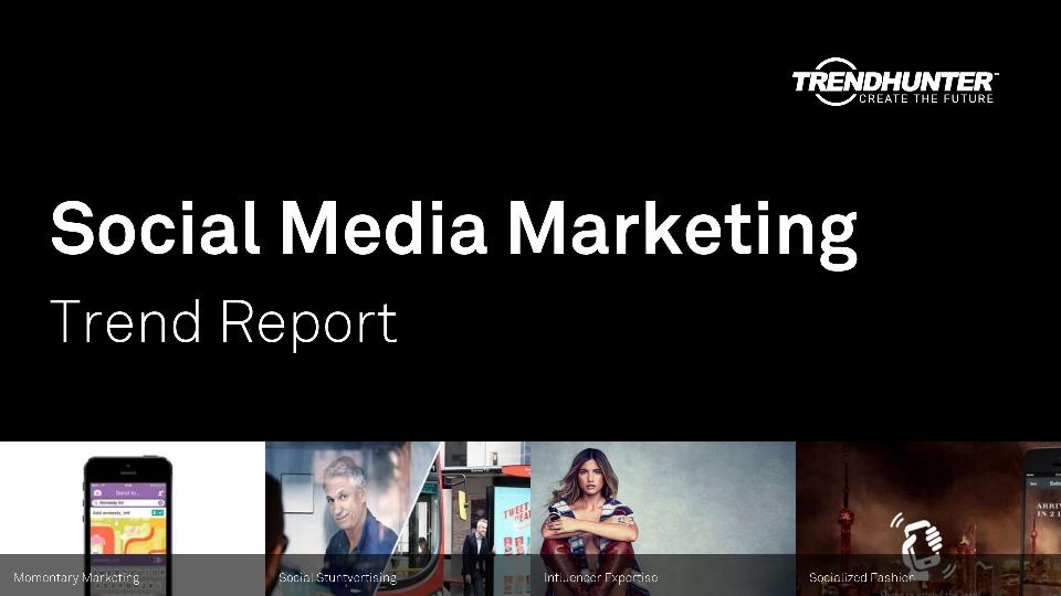 Social Media Marketing Trend Report Research
