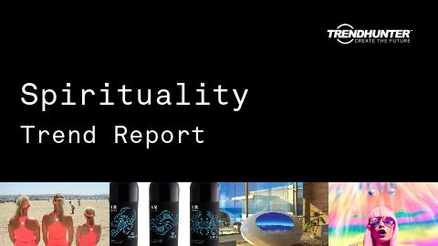 Spirituality Trend Report and Spirituality Market Research