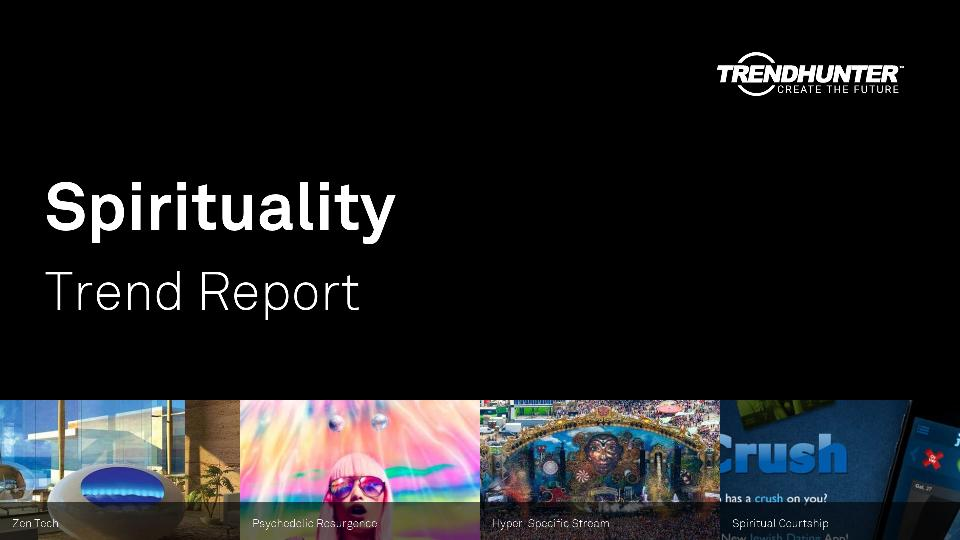 Spirituality Trend Report Research