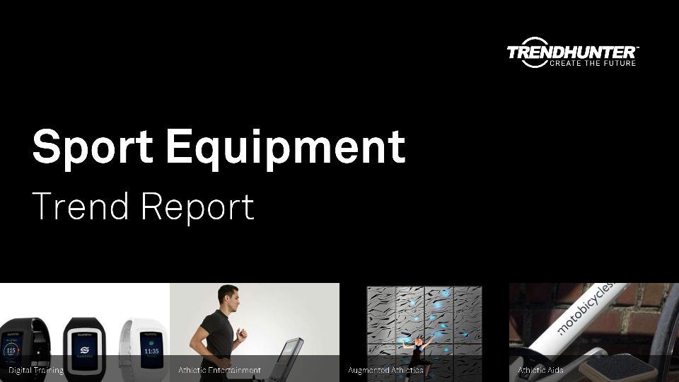 Sport Equipment Trend Report Research