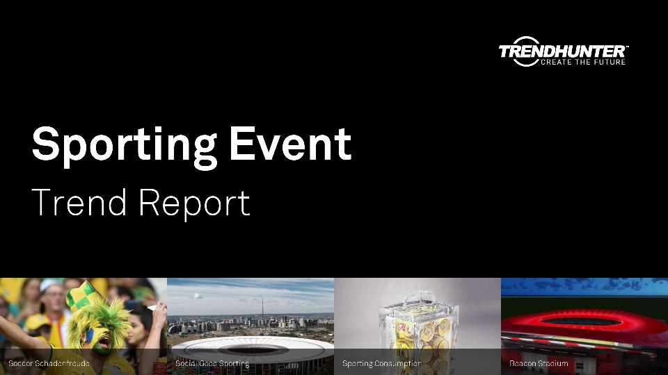 Sporting Event Trend Report Research