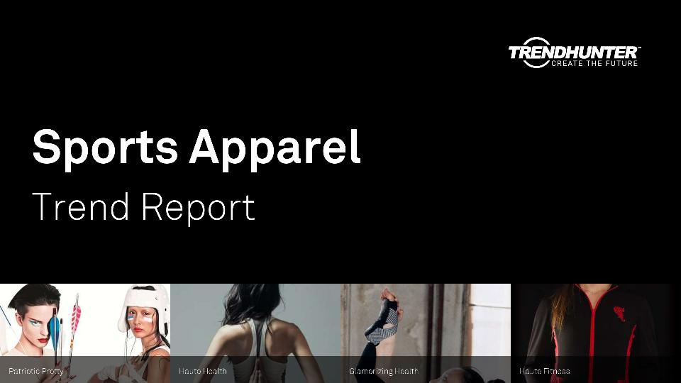 Sports Apparel Trend Report Research