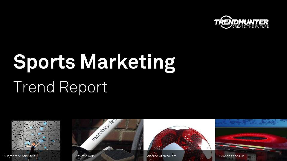 Sports Marketing Trend Report Research