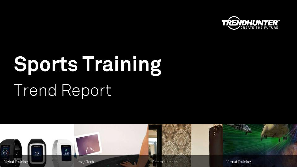 Sports Training Trend Report Research