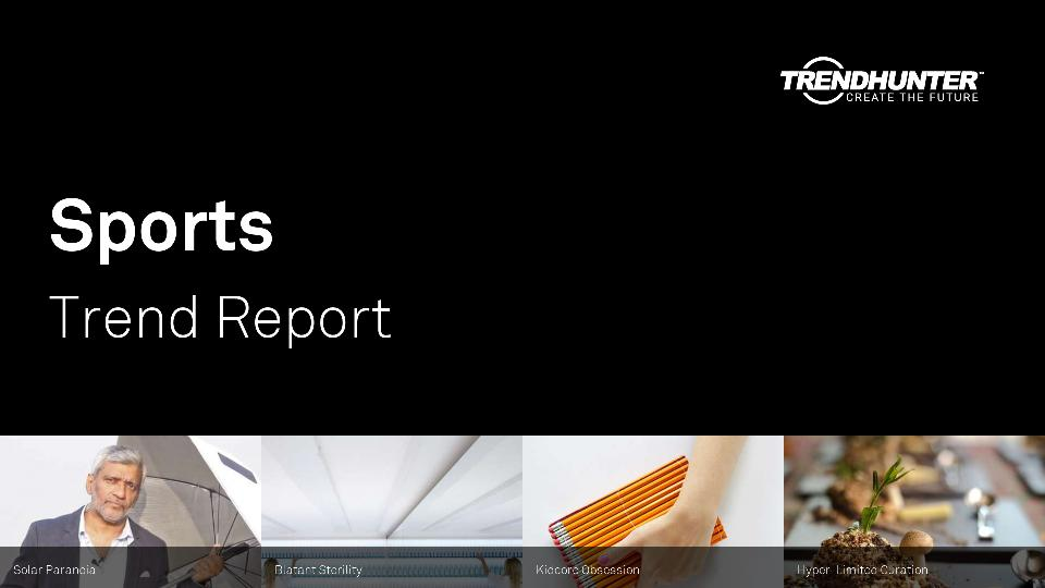 Sports Trend Report Research