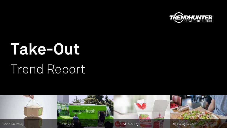 Take-Out Trend Report Research