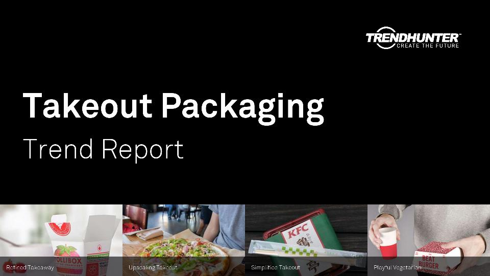 Takeout Packaging Trend Report Research