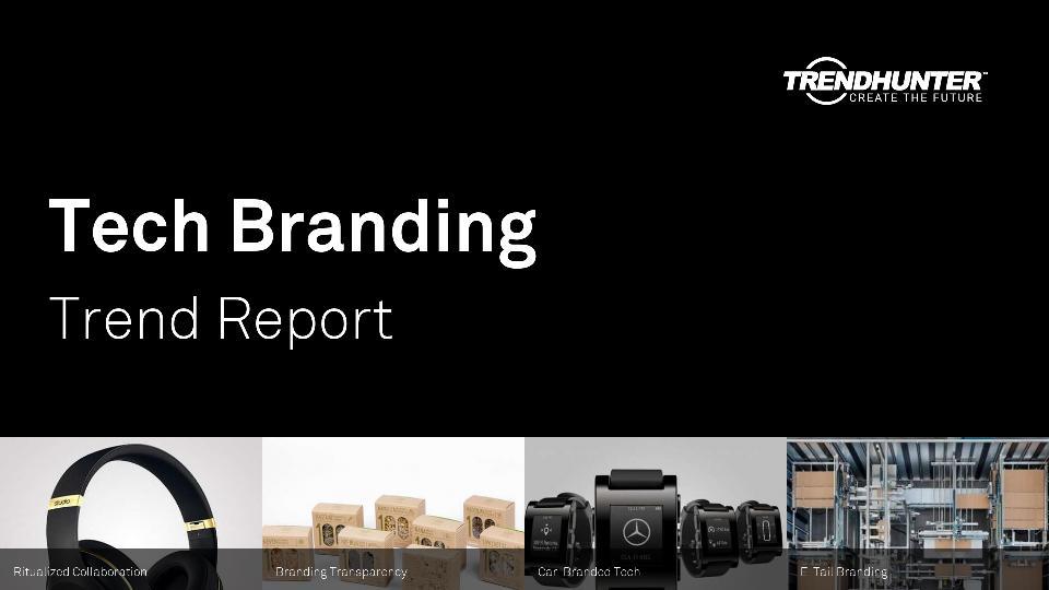 Tech Branding Trend Report Research