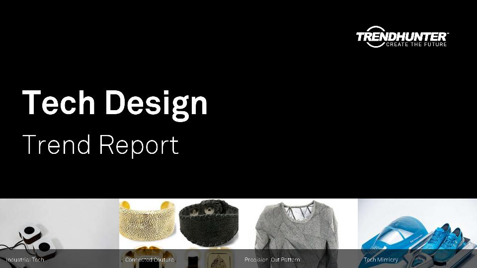 Tech Design Trend Report Research