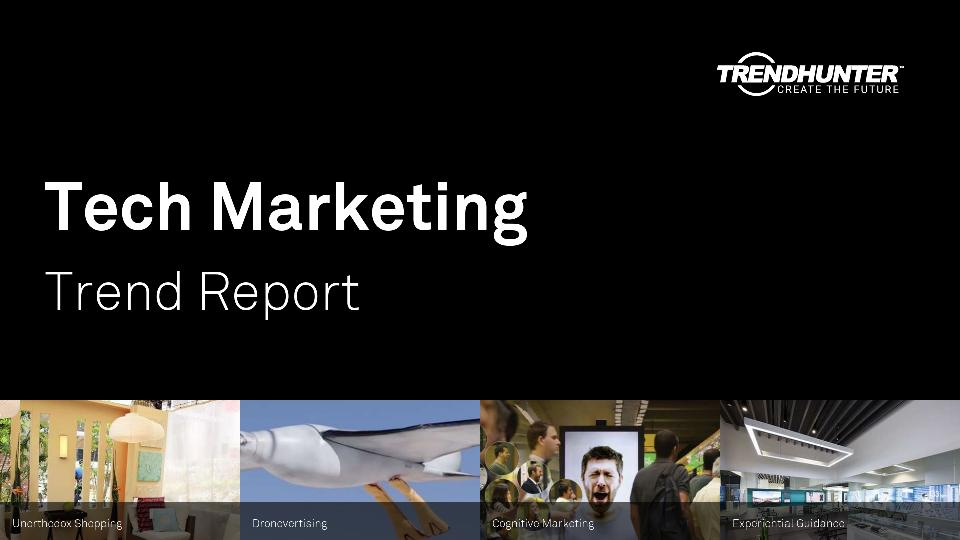 Tech Marketing Trend Report Research