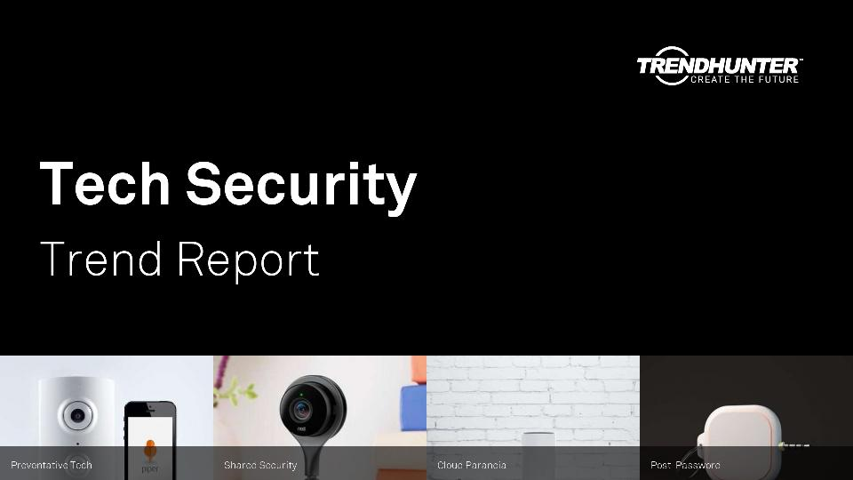 Tech Security Trend Report Research
