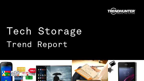 Tech Storage Trend Report and Tech Storage Market Research