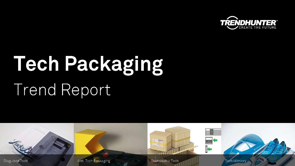 Tech Packaging Trend Report Research