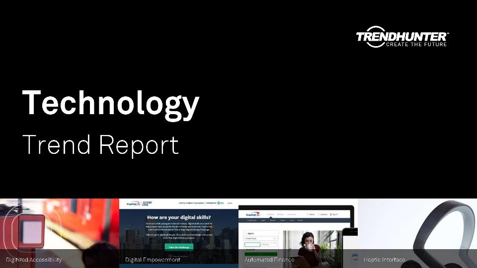 Technology Trend Report Research