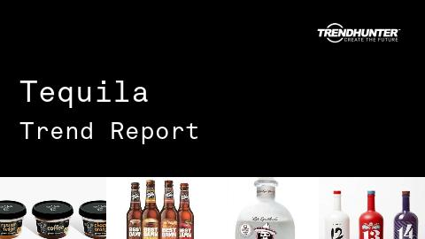 Tequila Trend Report and Tequila Market Research