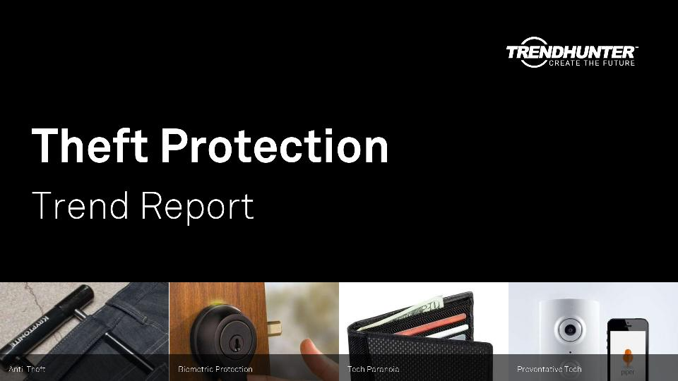 Theft Protection Trend Report Research