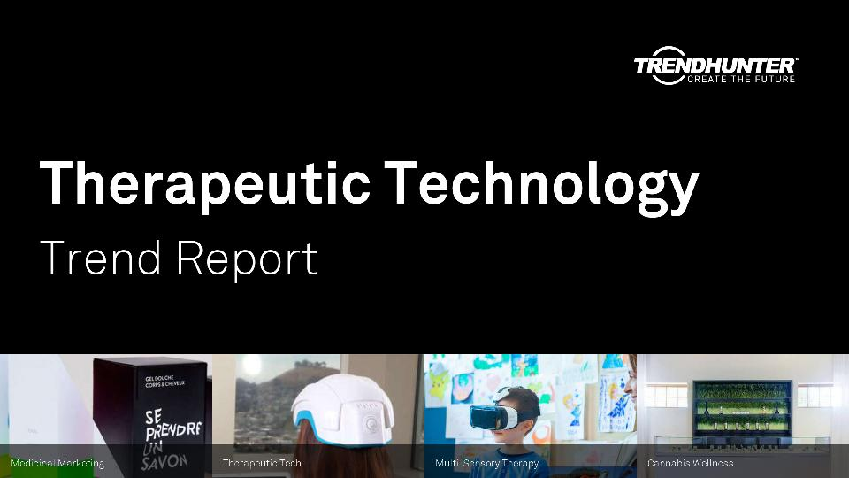 Therapeutic Technology Trend Report Research
