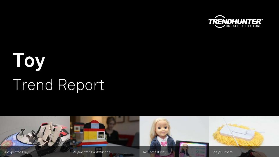 Toy Trend Report Research