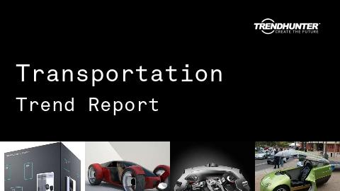 Transportation Trend Report and Transportation Market Research
