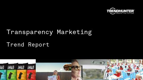 Transparency Marketing Trend Report and Transparency Marketing Market Research
