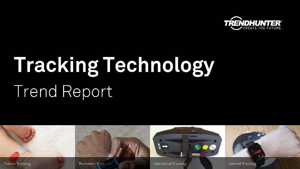 Tracking Technology Trend Report Research