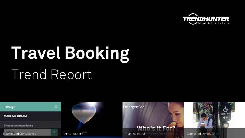 Travel Booking Trend Report Research