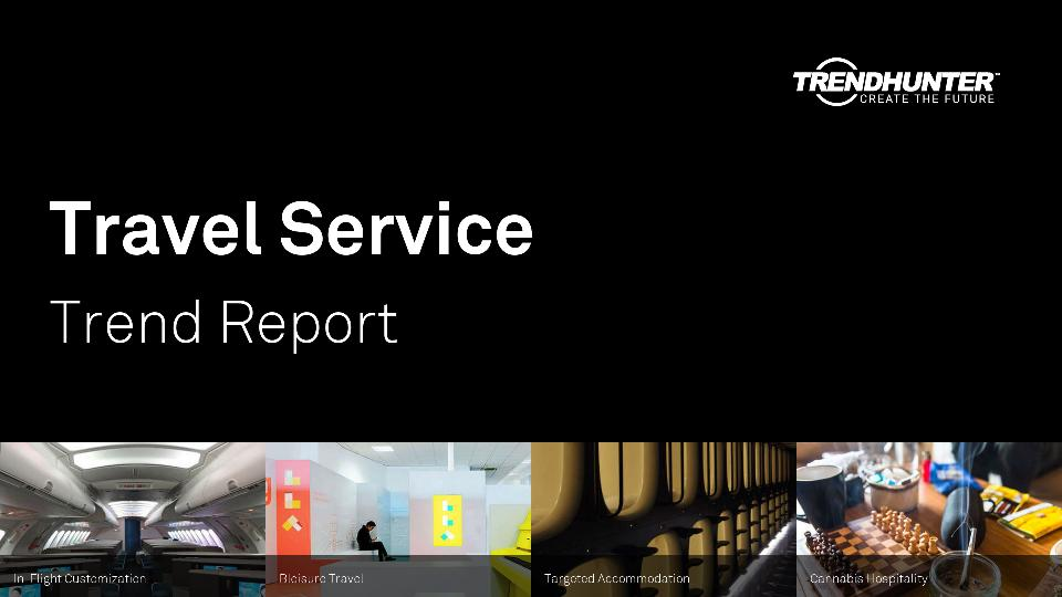 Travel Service Trend Report Research